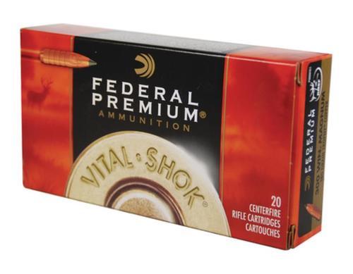 Federal Vital-Shok 300 Win Mag 180gr, Trophy Copper