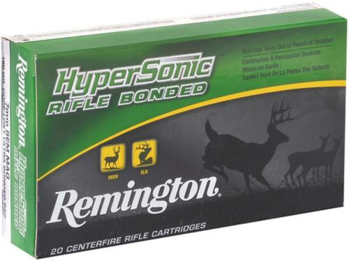 Remington HyperSonic .30-06 Springfield 180 Grain PSP Bonded Core-Lokt Ultra 20rd/Box