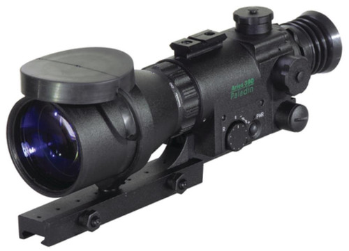 ATN NVWSM39010 Night Vision Riflescope Aries MK 390 Paladin 4x90mm 1+ Gen CR123A