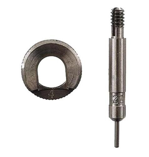 Lee Case Length Gauge, Shell Holder 2 Piece .35 Remington
