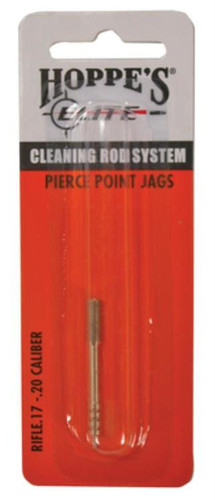 Hoppe's Elite Pierce Point Cleaning Jag Rifle .22 to .243 Caliber