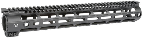 "Midwest Industries SSM M-Lok Series One Piece Free Float Handguard 15"" Black"