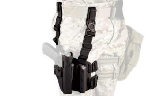 BlackHawk Tactical SERPA Holster, Right Handed
