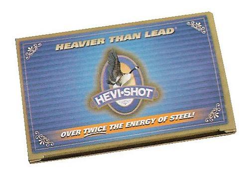 "HEVI-Shot Goose 12 Ga, 3.5"", 1-3/4oz, 4 Shot, 10rd/Box"