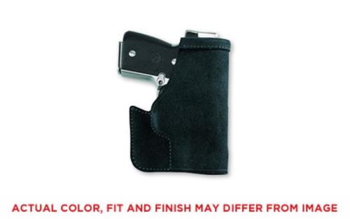 Galco Pocket Protector Kahr MK/PM 9/40 Glock42 Pocket Natural Suede