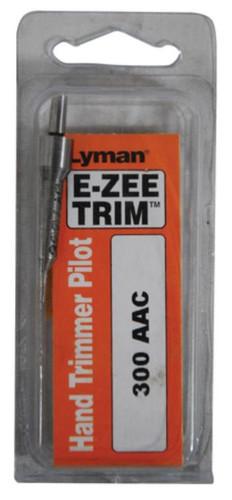 Lyman E-ZEE Trim Hand Trimmer Pilot .300 AAC Blackout