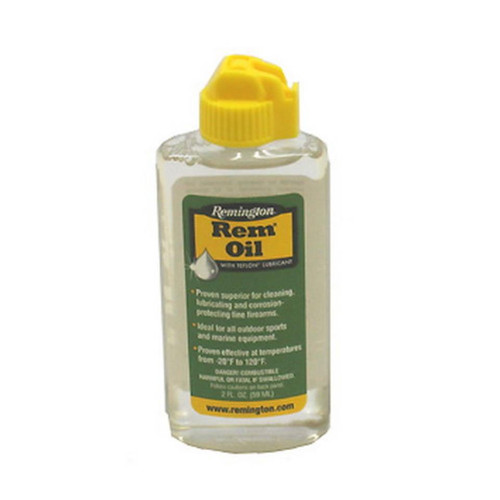 Remington Rem-Oil 2oz Bottle (May be Available as a 6 Pack)