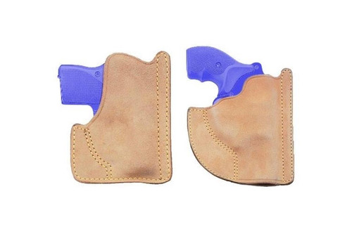 Galco Front Pocket Holster 158 Pocket Natural Horsehide/Leather