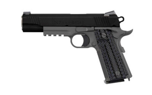 "Colt CQB Government 1911, 45 ACP, Black, 5"", 8rd, Limited Edition"