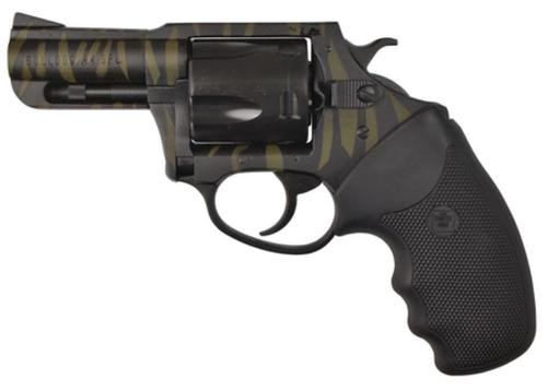 "Charter Arms Bulldog, .44 Special, 2.5"" Barrel, 5rd, SS TGR/Black"