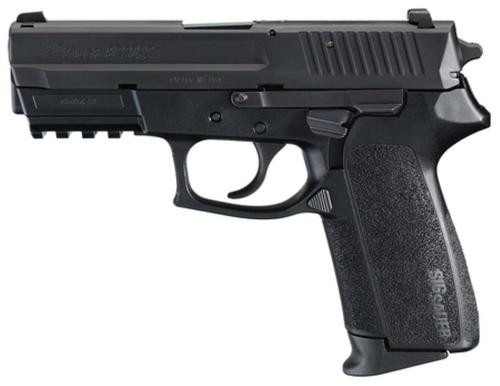 Sig SP2022 .40 SW Siglite Night Sights 10rnd Mags CA Compliant