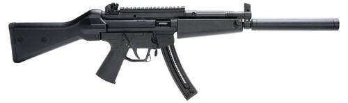 """GSG-522 MP5 22LR 16"""" Barrel, A2 Stock 22 Rd Mag"""