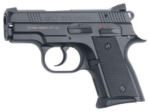 CZ 2075 Rami 9mm 3 10+1 Black Rubber Grip Matte Black