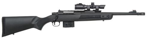 """Mossberg MVP Scout Combo 308/7.62 16"""" Barrel Scout Scope 10rd Mag"""