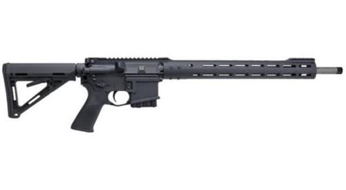 Sigm400 300 Blackout Rifle 16In SS Predator Black Semi Tele Stock AL HG (1) 5RD MAG