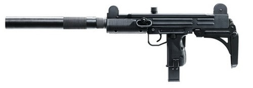"Walther UZI 22 LR, 16"" Barrel, Foldable Stock, 20rd"