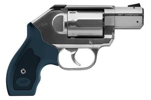 Kimber K6S Revolver, .357 Mag, Stainless Steel, Laser Grip 6rd