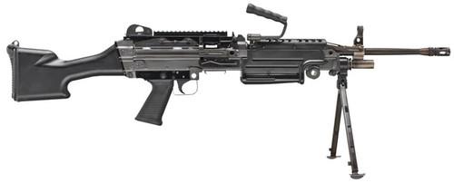 FNH M249S MILITARY COLLECTOR SAW, 5.56/223 SEMI AUTO