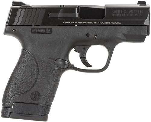 "Smith & Wesson M&P Shield 9mm, 3"" Barrel No Manual Safety, No Mag Safety, 7rd & 8rd Mag"