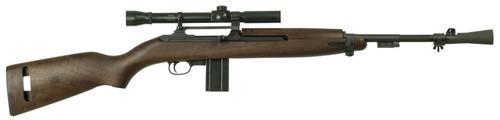 "Inland Model T30 M1 Carbine .30 Carbine 18"" Barrel, Flash Hider- Includes M82 Sniper Scope 10rd Mag"