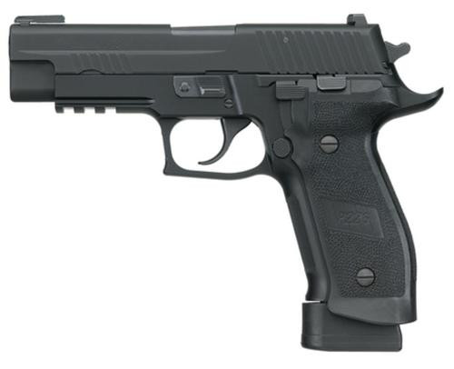 Sig 226 Tactical Operations- 9mm Night Sights 4 Mags