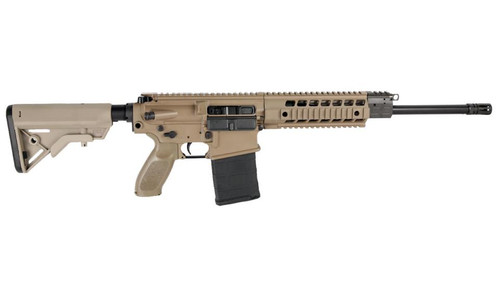SIG 716 .308 Patrol 7.62X51mm 16 Barrel Flat Dark Earth