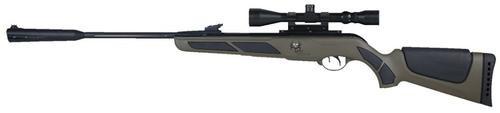 Gamo Bone Collector Air Rifle Break Barrel 177 4x32mm Scope Grn/Black