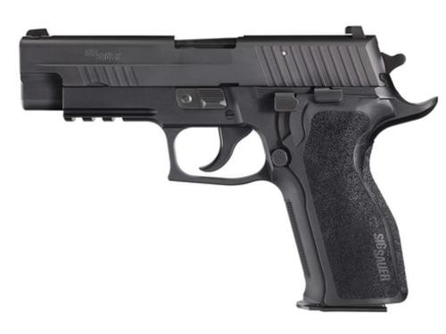 Sig P226 9MM ELITE ENHANCED Black