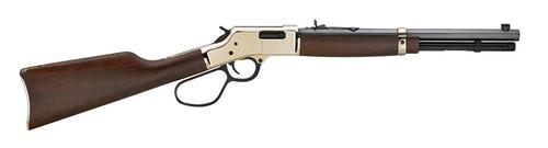 "Henry Big Boy Carbine, .44 Mag, 16.5"" Octagon Barrel, Adj Sights, Walnut Stock, 7rd"