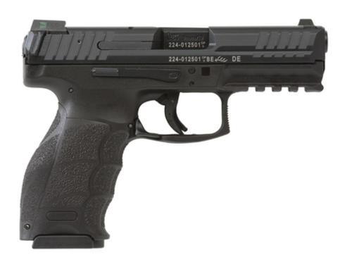 HK VP9, 9mm three 10rd magazines and night sights