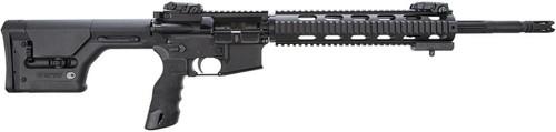 DPMS Panther Mini SASS 5.56/.223 18 Barrel Black Finish Flash Hider Bipod 30 Rd Mag#2
