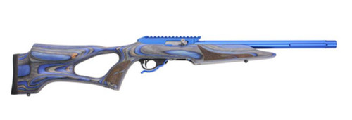 Tactical Solutions X-Ring .22LR Rifle W/ Vantage RS Stock, Blue Anodized