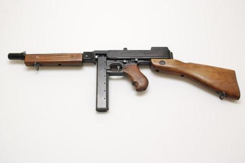 Thompson 1928 A22 .22LR Sub Machine Gun