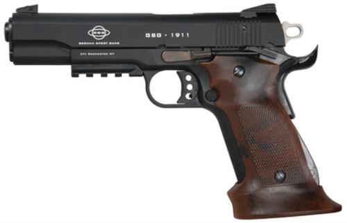 "ATI GSG M1911 Target 22Lr HGA 5"" BBL W Target Grips 10Rd"