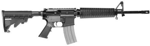 """Del-Ton Sierra 316 AR-15 5.56/223 16"""" Barrel Optic Ready30 Rd Mag"""