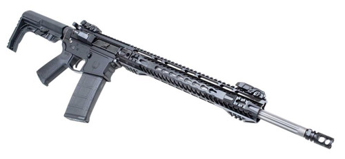 """Combat Shooters 5.56 NATO 18"""" Barrel Mission First Tactical Stock 30 Rd Mag"""