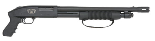 "Mossberg Blackwater Crusier 500 12g Shotgun, 18.5"" Barrel, Pistol Grip"