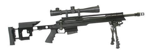"ArmaLite AR-31 Target Rifle Bolt 308 Win/7.62 18"" Barrel 25rd Mag"