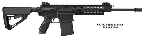 "Sig 716 Patrol Rifle, .308 Win, 16"", 6-Pos Stock, 20rd, Black Hard Coat Anodized"
