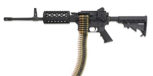 "Ares-15 MCR Magazine/Belt Fed AR-15 5.56 16"""