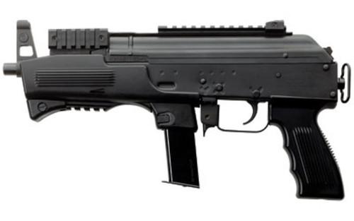 """Charles Daly AK9 Pistol 9MM, 6.3"""" Barrel, Steel Frame, Matte Black Finish, 10rd Mag"""