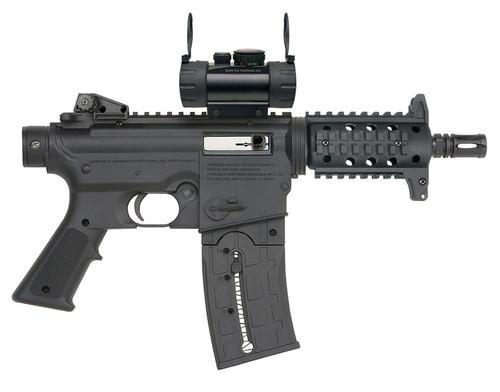 "Mossberg 715P Red Dot Combo AR Pistol SA 22LR 6"" MB 25+1 Synthetic Black"
