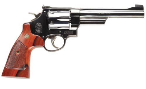 "Smith & Wesson Model 25 Classic .45 Long Colt, 6.5"" Barrel, Wood Grips"