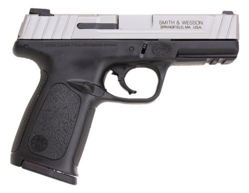 Smith & Wesson SD9 VE 9mm 4in Two-Tone 10-Round