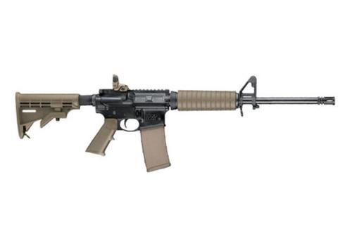 """Smith & Wesson Sport II AR-15 223/5.56 16"""" Barrel Flat Dark Earth 30 Rd Mag"""