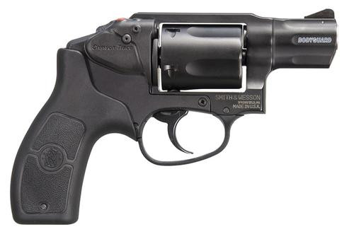 "Smith & Wesson M&P Bodyguard 38, Integrated Crimson Trace Laser .38 Special +P, 1.9"" Barrel, Black"