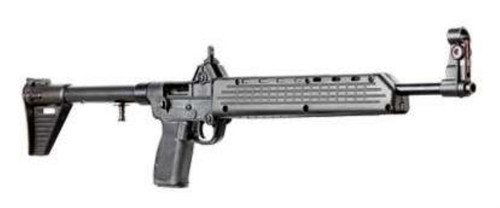 Kel-Tec Sub-2000 Gen 2 9mm, Glock 19 Grip, Blued/Black, 17rd