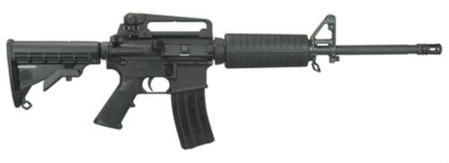 """Windham Weaponry AR-15 HBC M4 A3 5.56/223 16"""", Carry Handle, 30 Rnd Mag"""