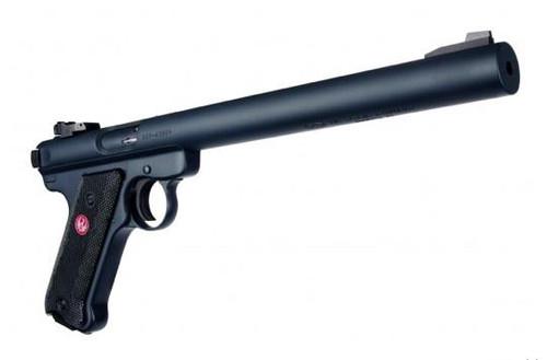 AWC Badlander 22LR Ruger PMKIII- Pistol/Suppressor
