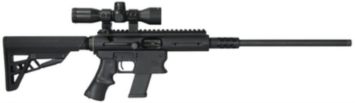 "TNW Firearms Aero Survival Rifle 10mm 16.25"" Barrel 4x Scope AR Collapsible Stock Black 10rd"